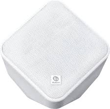 boston acoustics soundware white single compact indoor outdoor