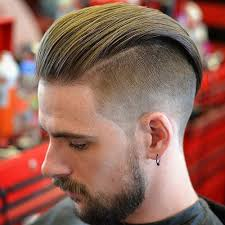 swept back hairstyles for women slicked back undercut hairstyle 2018