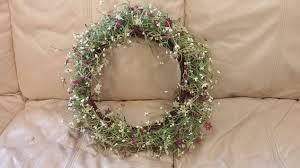 wreaths for sale easter tweak on a garage sale find wreath hometalk