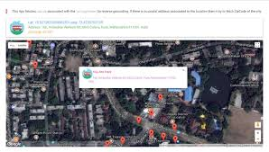 Google Zip Code Map by Javascript Get Zip Code Based On Lat U0026 Long Stack Overflow