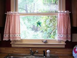 kitchen curtain diy cowboysr us