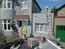 external solid wall insulation thegreenage