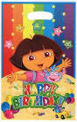 dora the explorer birthday pictures