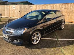 2007 vauxhall astra 1 9 sri cdti 150 x pack in yeovil somerset