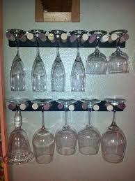 Bakers Rack With Wine Glass Holder Wine Glass Storage U2013 Dihuniversity Com