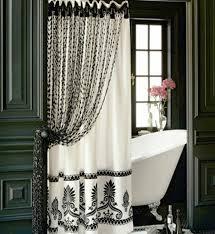 gardinen für badezimmer 30 gardinendekoration beispiele die fenster kreativ verkleiden