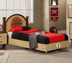 Rustic King Headboard Bedroom Basketball Headboard With Perfect Sports Accent For Your
