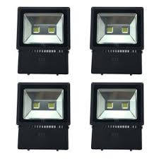 where to buy flood lights where to buy fsl led flood light 100w set of 4 daylight in