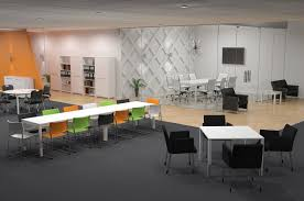 Planning To Plan Office Space Terrific Open Plan Office Pros And Cons Find This Pin And Open