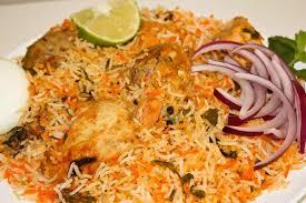 where does fried chicken biryani originate from