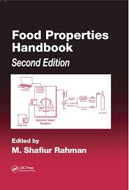 book food properties handbook