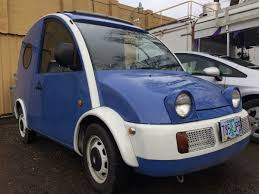nissan be 1 curbside classic 1990 nissan s cargo u2013 the ugliest car ever made