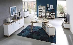 Schreibtisch 2 50 Meter Schreibtisch Gw Oslo 4058 221 Möbel Höffner