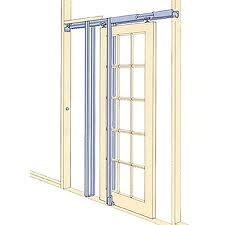 diy door frame backyards pocket door frame diy hardware installation parts