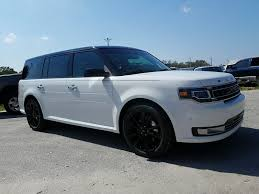 new 2018 ford flex limited ecoboost sport utility in sarasota