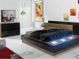 Glass Bed Wall Bedroom Sets Bedroom Sets Wonderful Grey Dark Brown Wood Glass Unique
