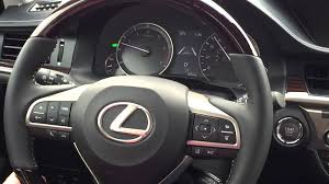 lexus dealership baton rouge price leblanc lexus demonstrates lane keep assist youtube