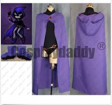 Raven Teen Titans Halloween Costume Buy Wholesale Teen Titans Costume China Teen Titans