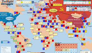 Central America Map Game by Annotated Game 1 Late War Twilight Strategy