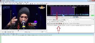 membuat video aplikasi aplikasi untuk membuat subtitle video klip film menggunakan
