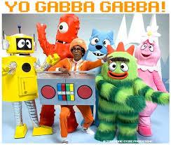 yo gabba gabba images yo gabba gabba wallpaper background