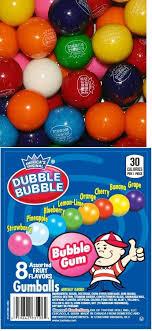 where can i buy gumballs chewing gum 99536 dubble assorted fruit gumballs bulk 1