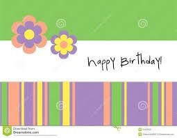 template birthday card template