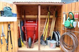 Garden Tool Shed Ideas Tool Shed Updates The Cavender Diary Garden Wall Magnificent