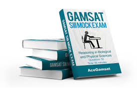 studying for gamsat breakdown of each section