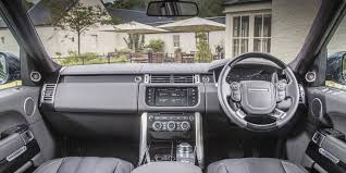land rover interior land rover range rover review confused com