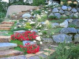 building a rockery garden crevice garden diy rock garden wall