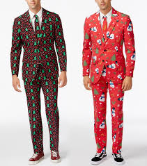 christmas suits opposuits christmas suits macy s celebrates the holidays