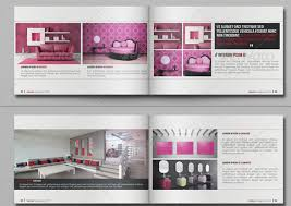 10 modern furniture catalog templates for interior decoration psd