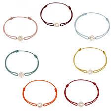 bracelet thread images Chakra bracelet on thread tinyom jewellery for the soul jpg