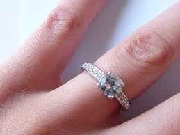ring for engagement ring fingers get the best fitting ring for your