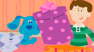 blue u0027s clues blue u0027s clues what u0027s in the box new blue u0027s clues