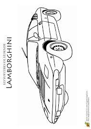 dessin de voiture a imprimer dessins coloriage voiture course