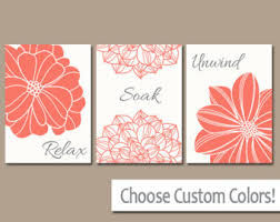 coral color bathroom decor with paint colors for a bathroom gj