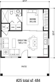 guest house floor plans sidekick homes one tree vacation cottage bad i don t