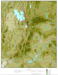 Map Of Idaho And Utah by Utah Printable Map