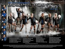 boiling point composite sports poster a sports template