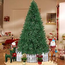 national tree 7 foot kingswood fir pencil tree with 300