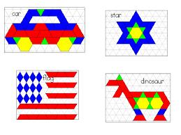pattern blocks math activities pattern blocks learning pinterest pattern blocks patterns and