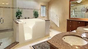 bath creations by bath crest bathroom remodel walk in bathtubs