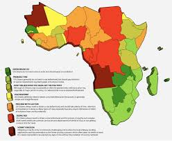 Blank Africa Map by 100 Countries In Sub Saharan Africa Map An Assessment Of