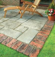 laying a paver patio how to lay a brick paver patio tos diy unusual edging ideas