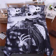 Christmas Duvet Covers Uk Nightmare Before Christmas Bedding Ebay