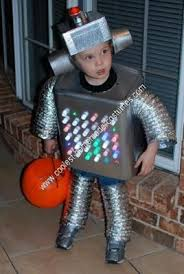 3 Boy Halloween Costumes 24 Robot Costumes Images Robot Costumes