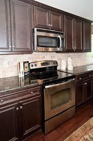 stainless appliances kitchens house and backsplash ideas