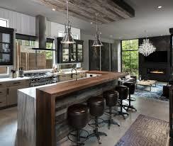 size of kitchen island kitchen decorating modern industrial kitchen island industrial